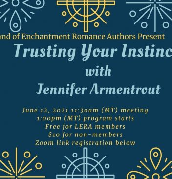 Trusting Your Instincts with Jennifer Armentrout